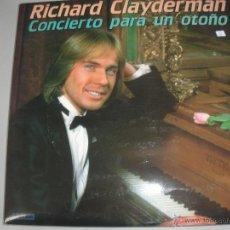 Discos de vinilo: MAGNIFICO DOBLE LP - DE- RICHARD - CLAYDERMAN -. Lote 43715875