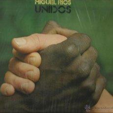 Discos de vinilo: MIGUEL RIOS LP SELLO HISPA VOX . Lote 43718153