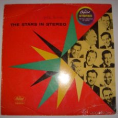 Discos de vinilo: LP. THE STARS IN STEREO.I´M A FOOL TO WANT YOU/RING FOR PORTER...CAPITOL. 1960. . Lote 43733699