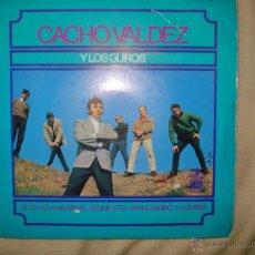 Discos de vinilo: CACHO VALDES Y LOS GUIROS. Lote 43736841