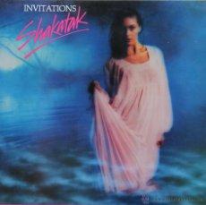 Discos de vinilo: SHAKATAK 'INVITATIONS'. Lote 43745836