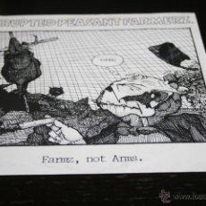 Discos de vinilo: EP KRUPTE PEASANT FARMERZ (FARMZ NOT ARMS) 1992. Lote 43750284