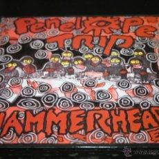 Discos de vinilo: EP PENELOPE TRIP (HAMMERHEAD) 1991 MUNSTER RECORDS. Lote 43750787