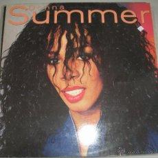 Discos de vinilo: MAGNIFICO LP DE - DONNA - SUMMER -. Lote 43758530