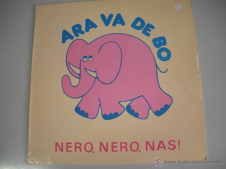 MAGNIFICO LP DE - ARA VA DE BO - (Música - Discos - LPs Vinilo - Música Infantil)