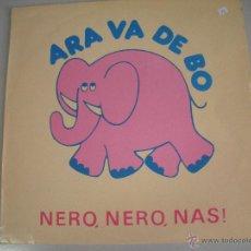 Discos de vinilo: MAGNIFICO LP DE - ARA VA DE BO -. Lote 43758599