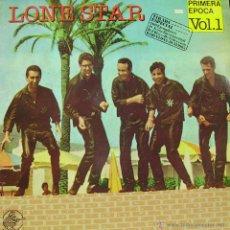 Discos de vinilo: LONE STAR - PRIMERA EPOCA VOL. 1 LP RARO EDITADO EN 1985. Lote 43767961