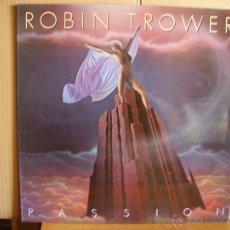 Discos de vinilo: ROBIN TROWER ---- PASSION. Lote 43770344
