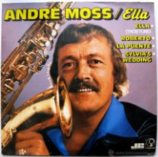 Discos de vinilo: ANDRÉ MOSS - ELLA - LP IMPERIAL 1973 HOLANDA BPY. Lote 43771070