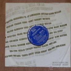 Discos de vinilo: LA ERA DE LAS GRANDES ORQUESTAS (DISCO 2) - DIVERSAS ORQUESTAS . Lote 43773997