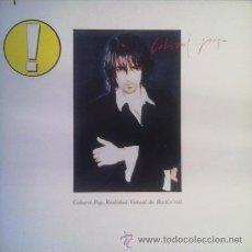 Discos de vinilo: CABARET POP REALIDAD VIRTUAL DE ROCK`N`ROLL (GASA 1992). Lote 43775018