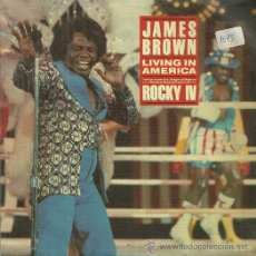 Discos de vinilo: JAMES BROWN SINGLE SELLO EPIC AÑO 1977. Lote 43776048