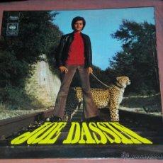 Disques de vinyle: LP JOE DASSIN (1970, ED. HOLANDESA. CBS). Lote 43776096