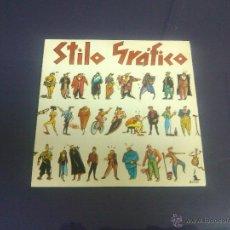 Discos de vinilo: STILO GRAFICO - LA PISCINA + EL CLUB DE AMIGOS DEL CRIMEN. Lote 43781237