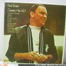 Discos de vinil: FRANK SINATRA - GREATEST HITS VOL.II - EDICION FRANCESA - REPRISE. Lote 43791091