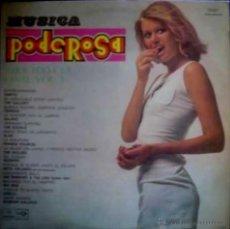 Discos de vinilo: LP DE ARTISTAS VARIOS MÚSICA PODEROSA PARA TODA LA GENTE VOLUMEN 3. Lote 26755282