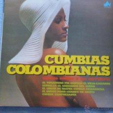 Discos de vinilo: ANICETO MOLINA Y LOS CORRALEROS,CUMBIAS COLOMBIANAS DEL 78. Lote 156867170