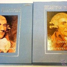 Discos de vinilo: HAYDN EDITION. DIVERTIMENTOS PARA INSTRUMENTOS DE CUERDA. TELEFUNKEN, 2 ALBUMS, 6 LP`S. VER. Lote 43803114