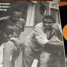 Discos de vinilo: THE TATUM-HAMPTON-RICH TRIO LP ESPAÑA 1977. Lote 43810270