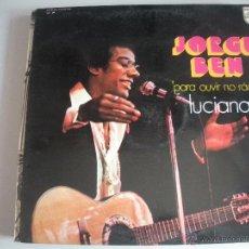 Discos de vinilo: MAGNIFICO LP DE - JORGE - BEN -. Lote 43812566