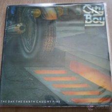 Discos de vinilo: CITY BOY, THE DAY THE EARTH CAUGHT FIRE, VERTIGO RECORD, 1979, LP, SPAIN. Lote 43816015
