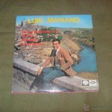 Discos de vinilo: LUIS MARIANO. EP 4 TEMAS EMI 1964. Lote 43817483