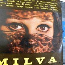 Discos de vinilo: MILVA -LP EDICION ITALIANA. Lote 43819091