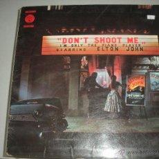 Discos de vinilo: MAGNIFICO LP DE - ELTON - JOHN -. Lote 43824361
