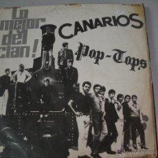 Discos de vinilo: MAGNIFICO LP DE - CANARIOS -. Lote 43824391