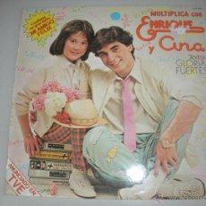 Discos de vinilo: MAGNIFICO LP DE - ENRIQUE Y ANA -. Lote 43824416