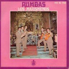 Discos de vinilo: MARISMEÑOS - RUMBAS, EP, MARUJA LIMÓN + 3, AÑO 1969. Lote 43826177