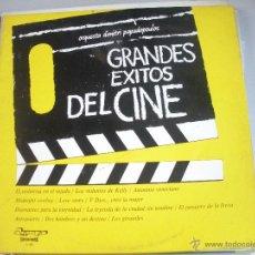 Discos de vinilo: MAGNIFICO LP DE - GRANDES EXITOS DEL CINE -. Lote 43829133