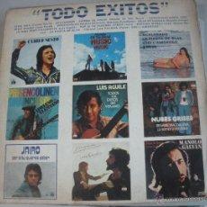 Discos de vinilo: MAGNIFICO LP DE - TODO - EXITOS - DEL AÑO 1974 -. Lote 43829307