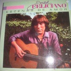 Discos de vinilo: MAGNIFICO LP DE - JOSE - FELICIANO -. Lote 43836727