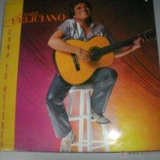 Discos de vinilo: MAGNIFICO LP DE - JOSE - FELICIANO -. Lote 43836729
