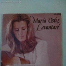 Discos de vinilo: MARIA OSTIZ. LEVANTARE. DON JOSE. HISPAVOX. 45-1640 (1977). Lote 43860876