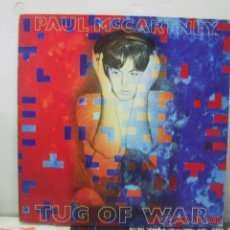 Discos de vinilo: PAUL MCCARTNEY - TUG OF WAR - EDICION ESPAÑOLA - EMI 1982. Lote 104034332