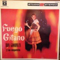Discos de vinilo: LP DE RON GOODWIN Y SU ORQUESTA AÑO 1967 EDICIÓN ARGENTINA. Lote 43872779