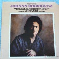 Discos de vinilo: JOHNNY RODRIGUEZ,INTRODUCING JOHNNY RODRIGUEZ EDICION USA. Lote 43874540
