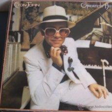 Discos de vinilo: ELTON JOHN GREATEST HITS . Lote 43879706