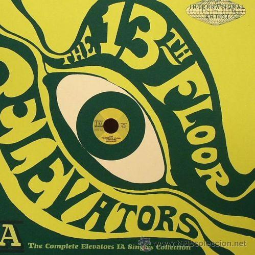 SINGLE BOX THE 13TH FLOOR ELEVATORS, THE COMPLETE ELEVATORS IA SINGLES COLLECTION PSYCH GARAGE (Música - Discos - Singles Vinilo - Pop - Rock Extranjero de los 50 y 60)