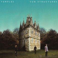 Discos de vinilo: LP THE TEMPLES SUN STRUCTURES VINILO + MP3 DOWNLOAD. Lote 99535046