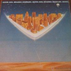Discos de vinil: MIGUEL RIOS - ROCANROL BUMERANG - LP - POLYDOR 1980 SPAIN - LETRAS. Lote 48022045