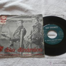 Discos de vinilo: DUO DINAMICO 7´SG AI, AQUELLS ULLS TAN NEGRES + 1 (1965) EN CATALAN -RAREZA EN BUEN ESTADO. Lote 43884654