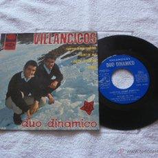 Discos de vinilo: DUO DINAMICO 7´EP VILLANCICOS (1965) EN BUEN ESTADO -COLECCION-. Lote 43884873