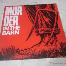 Discos de vinilo: MURDER IN THE BARN - MURDER IN THE BARN LP - DIGITALS 1990. Lote 43887958