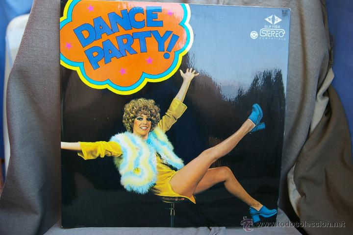 DANCE PARTY-JOHNNY LOPICCOLO- (Música - Discos - LP Vinilo - Orquestas)