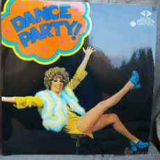 Discos de vinilo: DANCE PARTY-JOHNNY LOPICCOLO-. Lote 43888525