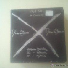 Disques de vinyle: B1 LLOYD COLE - DOWNTOWN - EN CONCIERTO (PEDIDO MINIMO 6 EUROS). Lote 43895644
