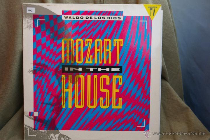 MOZART IN THE HOUSE-WALDO LOS RIOS- (Música - Discos - LP Vinilo - Techno, Trance y House)